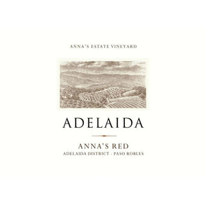 Adelaida Anna's Red 2015