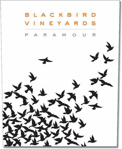 Blackbird Vineyards 2012 Paramour