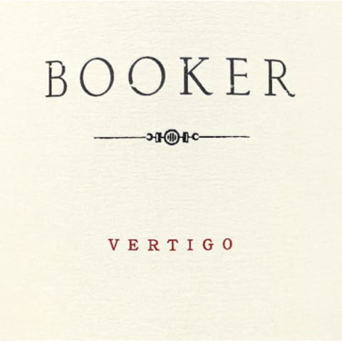 Booker 2016 Vertigo