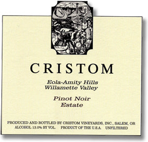 Cristom 2014 Estate Pinot Noir