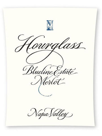 Hourglass 2016 Blueline Estate Merlot