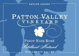 Patton Valley 2018 Petillant Naturel