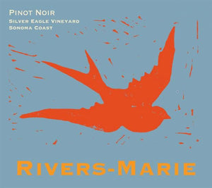 Rivers-Marie 2017 Silver Eagle Pinot Noir