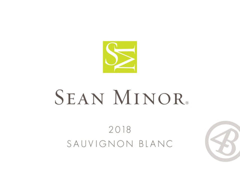 Sean Minor 2018 Sauvignon Blanc