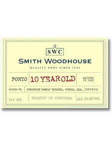 Smith Woodhouse 10-yr Tawny Port