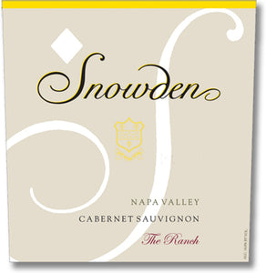 Snowden 2015 The Ranch Cabernet Sauvignon