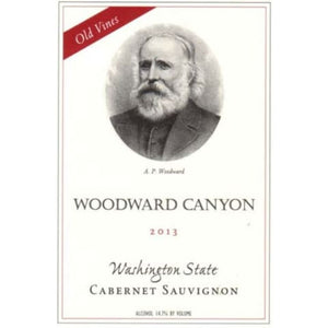 Woodward Canyon 2013 Old Vines Cabernet Sauvignon