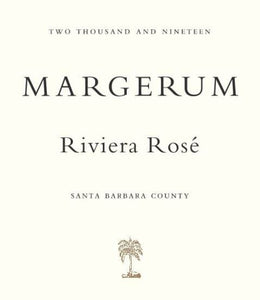 Margerum 2019 Riviera Rosé