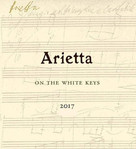 Arietta 2017 On the White Keys