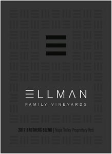 Ellman Family Vineyards 2017 Brothers Blend