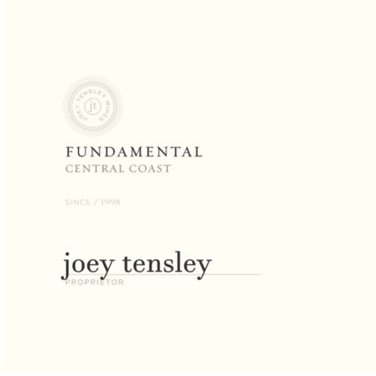 Joey Tensley Fundamental Red 2017