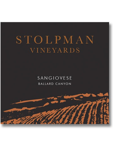Stolpman Vineyards 2018 Sangiovese