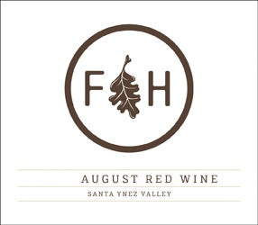 Folded Hills August Red Wine 2017