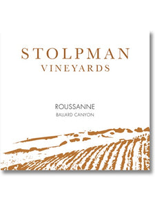 Stolpman Vineyards 2019 Roussanne