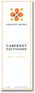 Emerson Brown 2017 Cabernet Sauvignon