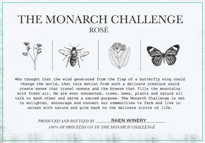 RAEN The Monarch Challenge Rosé 2019