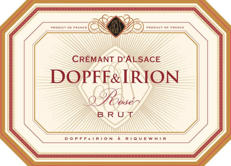 Dopff & Irion NV Cremant d'Alsace Rose