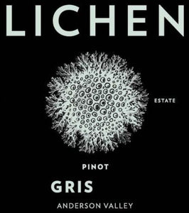 Lichen Estate Pinot Gris 2018