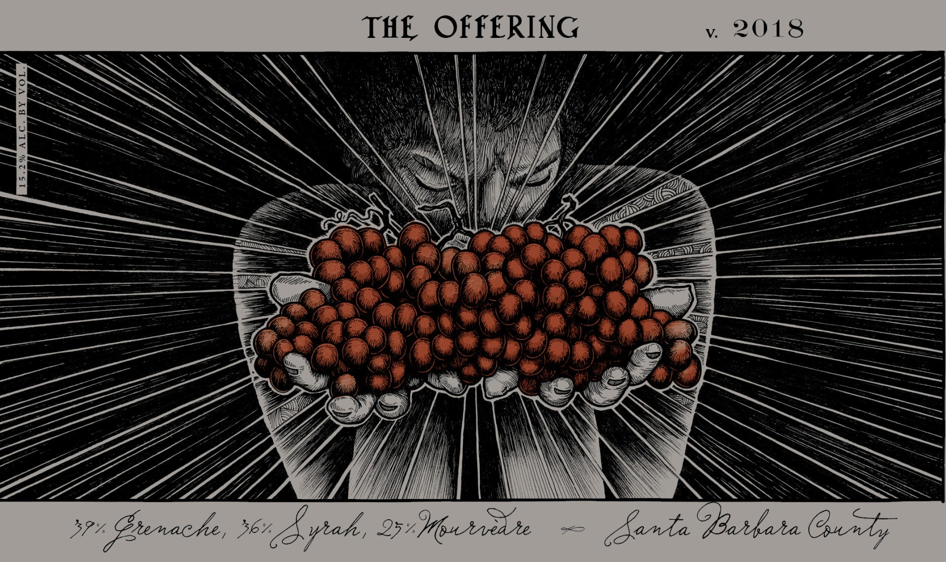 Sans Liege The Offering 2018