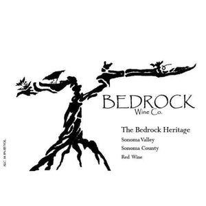 Bedrock Wine 2019 The Bedrock Heritage