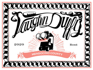 Vaughn Duffy 2020 Rosé of Carignan