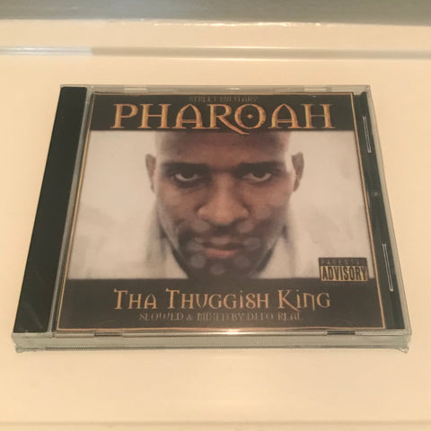 "PHAROAH OF STREET MILITARY ""THA THUGGISH KING"""