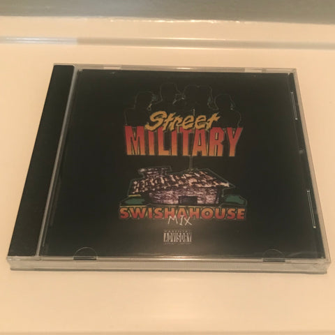 "STREET MILITARY ""SWISHAHOUSE MIX"""