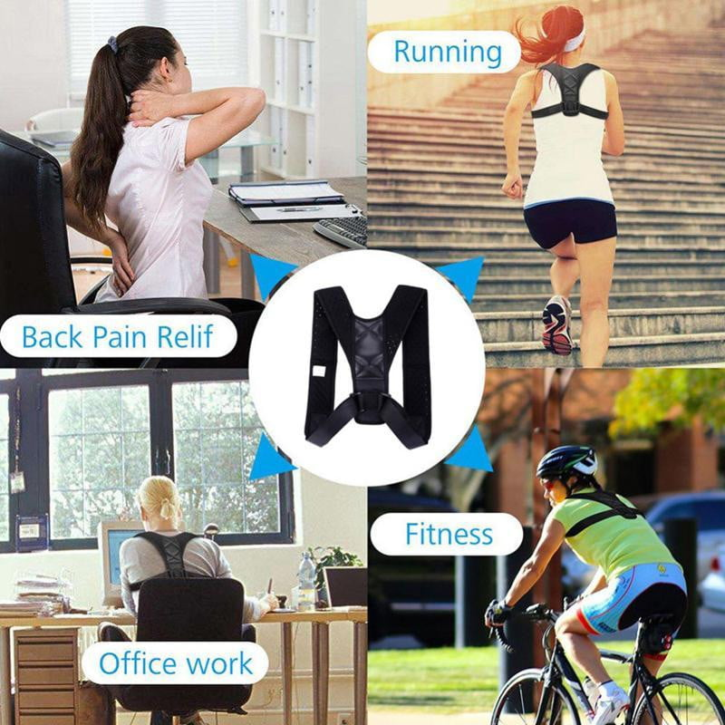 Body-Wellness Adjustable Posture Corrector