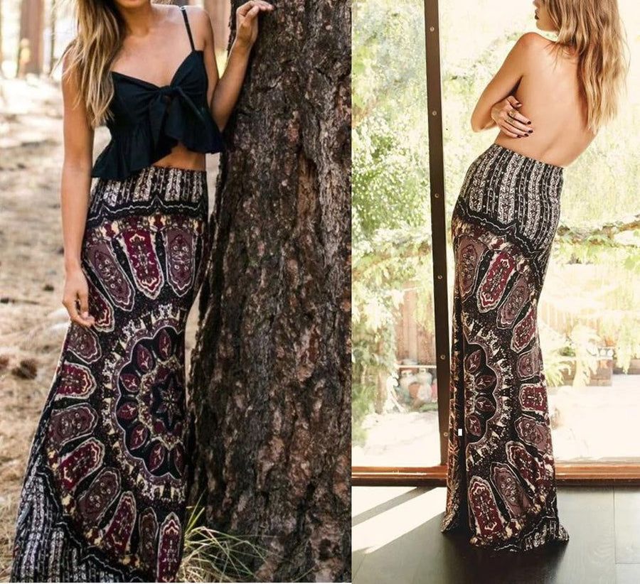 Just For Now Maxi Skirt