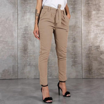 Proper Attire Slim-Fit Pants