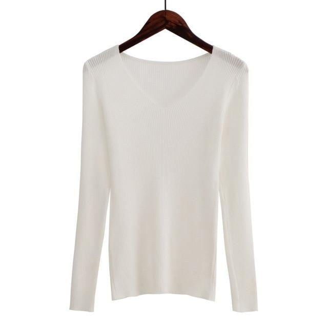 Must-Have V-Neck Sweater