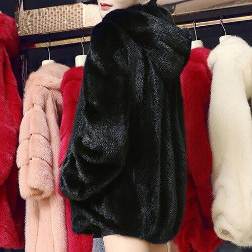 Soft Touch Sheared Fur Coat