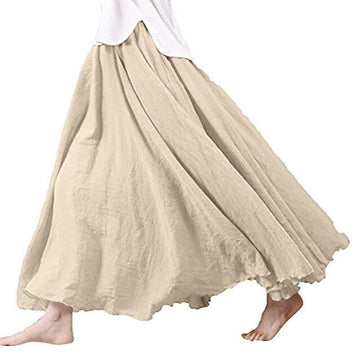Take A Walk Maxi Skirt