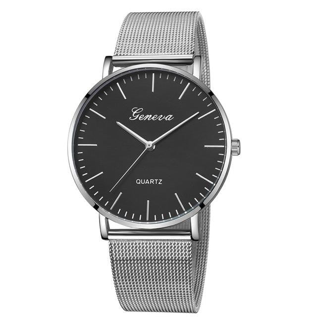 Serenity Stainless Steel Watch