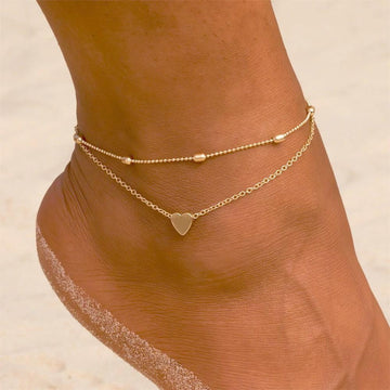 Into The Layer Anklet