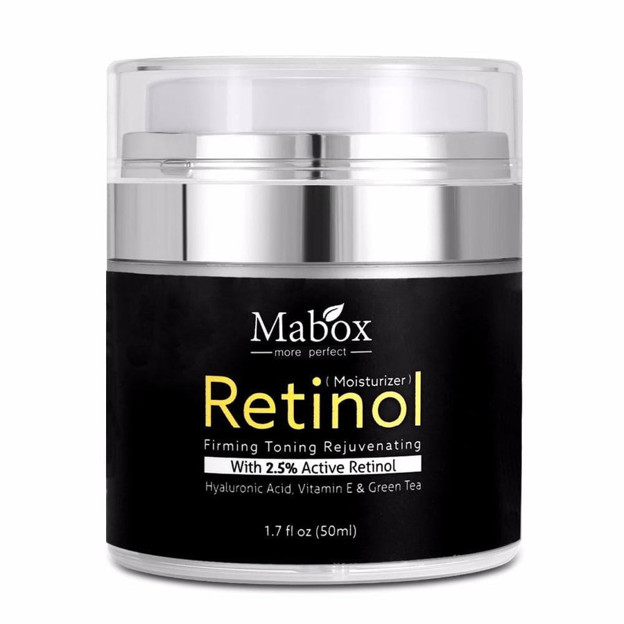 Retinol 2.5% Moisturizer Cream for Face