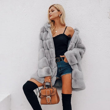 Best For Last Faux Fur Coat