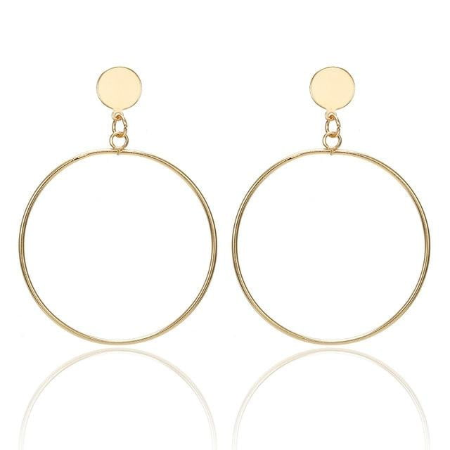 Statement Dangle Earrings