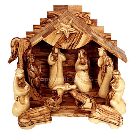 Nativity Set - Abstract