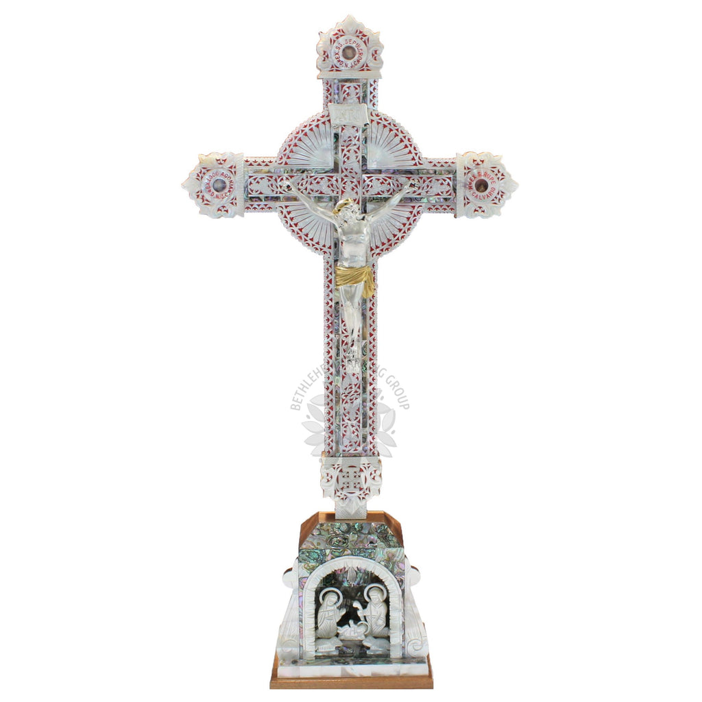 Roman Cross - Artistic 22.5""