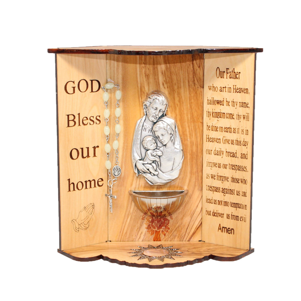 God Bless Our Home 7""