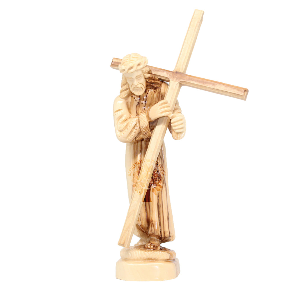 Carrying the Cross 8.5""