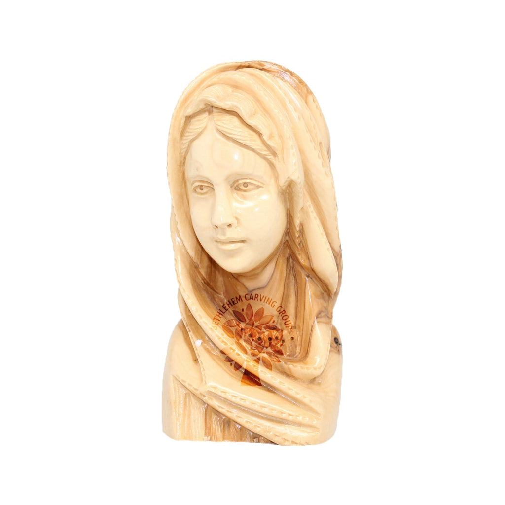 Bust of Mary - 5.5""