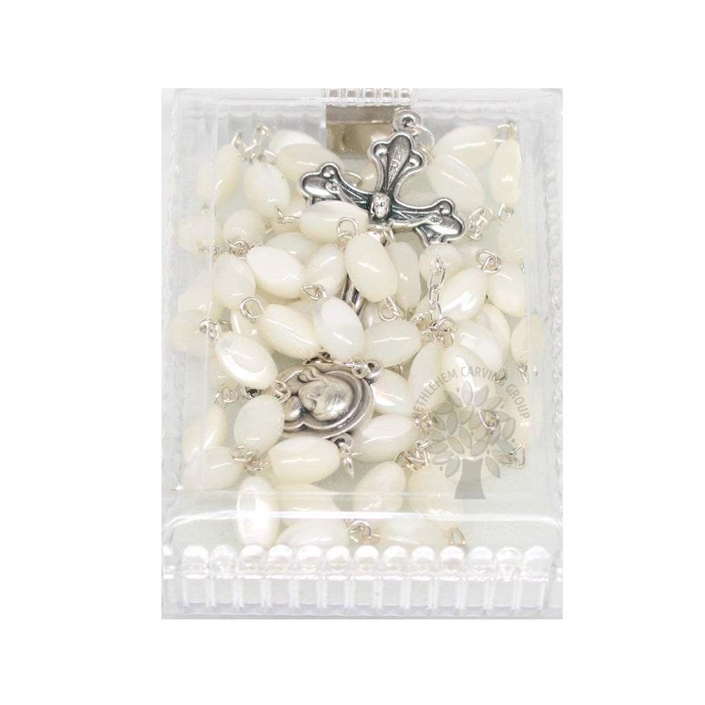 Rosary - Mother of Pearl