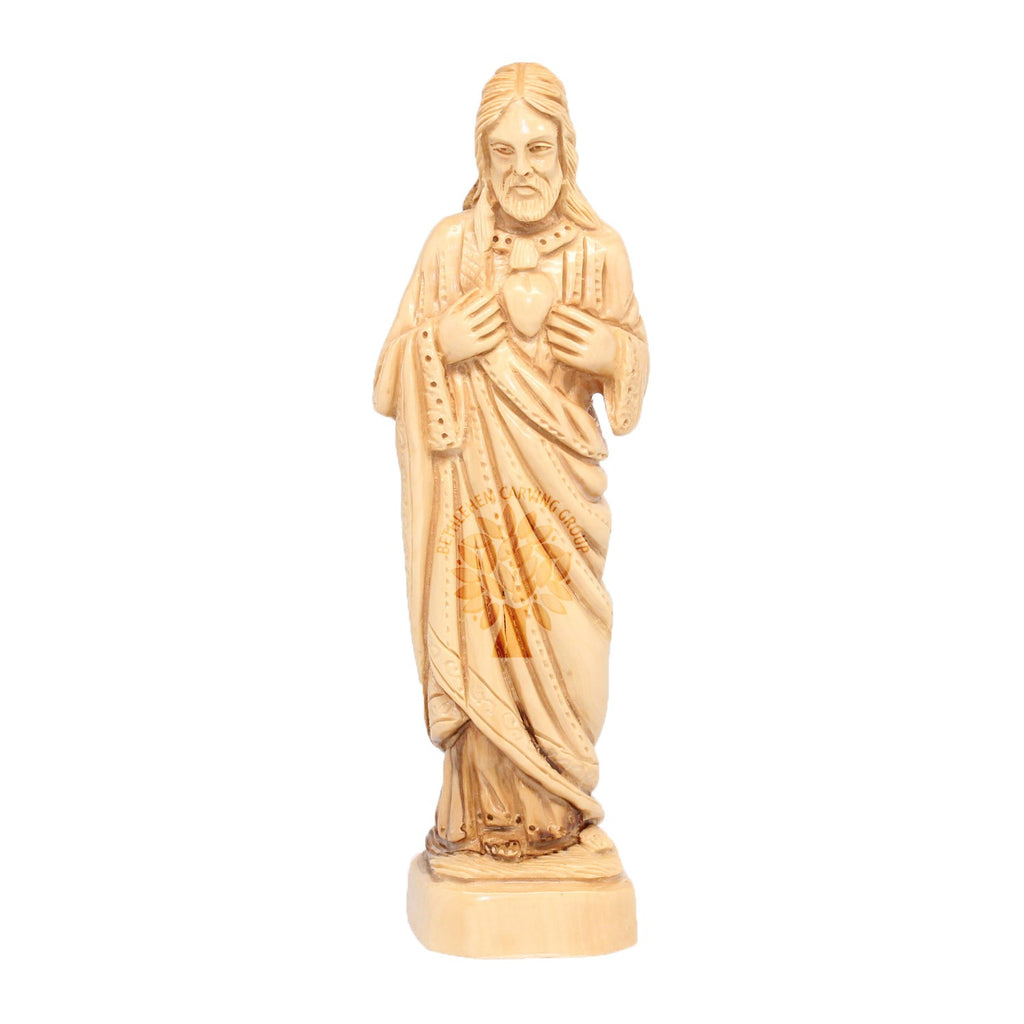 Sacred Heart of Jesus 8.5""