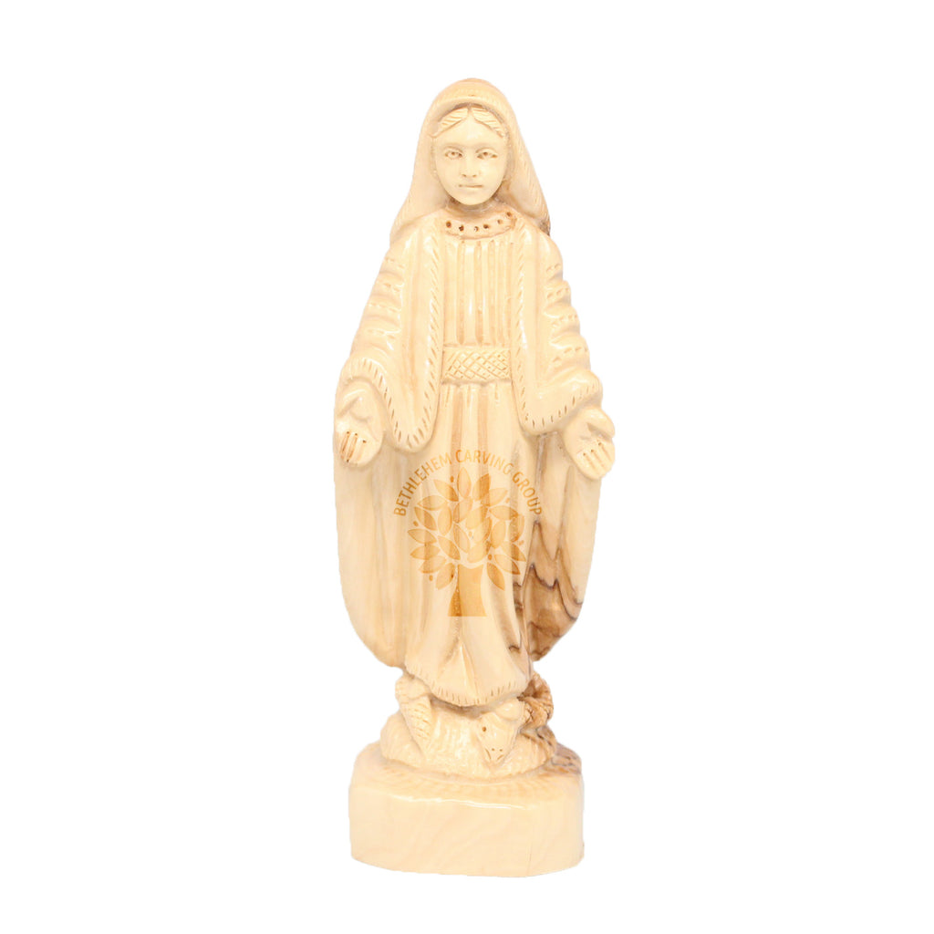 Virgin Mary - Small 6.5""