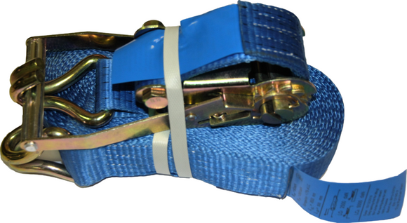 1 Tonne - 25mm X 3M - Heavy Duty Ratchet Strap