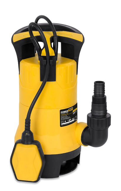 PowerPlus Submersible Dirty Water Pump 550W