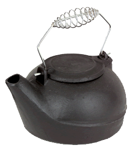 Cast Iron Humidifier Kettle