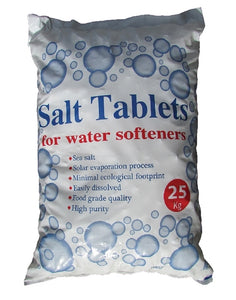 Eurosalt Tablet Salt 25kg Bag